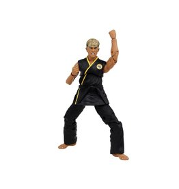Icon Heroes The Karate Kid Johnny Lawrence Action Figure