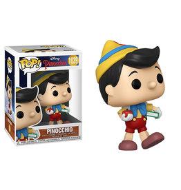 Funko Pop! Disney: Pinocchio 80th Anniversary- School Bound Pinocchio