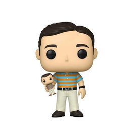 Funko Pop! Movies: The 40 Year Old Virgin - Andy holding Oscar