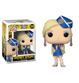 Funko Pop! Rocks: Britney Spears - Stewardess