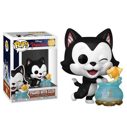 Funko Pop! Disney: Pinocchio 80th Anniversary - Figaro Kissing Cleo