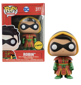 Funko Pop! Heroes: DC Imperial Palace - Robin (Chase)