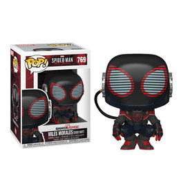 Funko Pop! Games: Marvel's Spider-Man Miles Morales (2020 Suit)