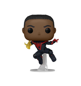Funko Pop! Games: Marvel's Spider-Man Miles Morales (Classic Suit) (Chase)