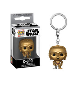 Funko Pocket Pop! Keychain: Star Wars Classics - C-3PO