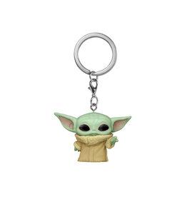 Funko Pocket Pop! Keychain: Star Wars: The Mandalorian - The Child