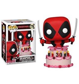 Funko Pop! Marvel: Deadpool 30th Anniversary - Deadpool in Cake