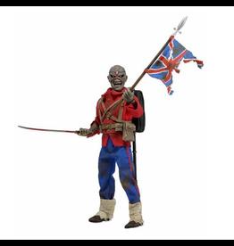 NECA Iron Maiden Trooper Eddie 8-Inch Retro Action Figure