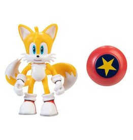 Jakks Sonic the Hedgehog 4-Inch Action Figures with Accessory Wave 4 - Tails