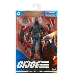 Hasbro G.I. Joe Classified Series 6-Inch Cobra Infantry Action Figure