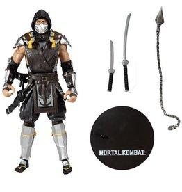 McFarlane Toys Mortal Kombat Series 5 Scorpion in the Shadows Variant Action Figure