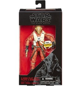 Hasbro Star Wars Black Series X-Wing Pilot Asty 6 inch Action Figure