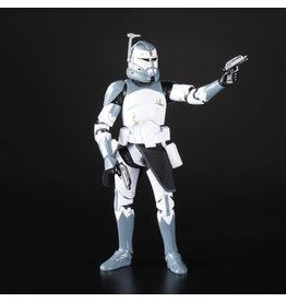 "Hasbro Star Wars: The Black Series 6"" Clone Commander Wolffe (The Clone Wars)"