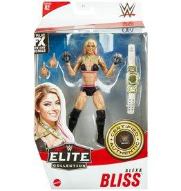 Mattel WWE Alexa Bliss Elite Collection Action Figure