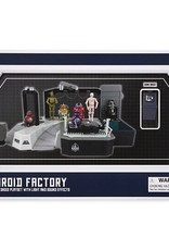 Disney Star Wars Store Theme Park Galaxy's Edge Color Changing Droid Factory Figure Set w/ Exclusive Gonk Toy
