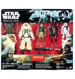 Hasbro Star Wars Rogue One Battle 4-Pack Set