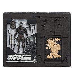Hasbro G.I. Joe Classified Series Snake Eyes Deluxe Figure Hasbro Pulse Exclusive