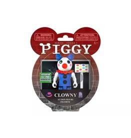 "PhatMojo Piggy Series 1 Clowny 3.5"" Action Figure (Includes DLC items)"