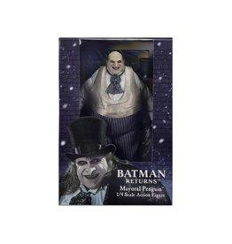 NECA Batman Returns Mayoral Penguin 1/4 Scale Figure