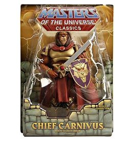 Mattel Masters Of The Universe Classics Chief Carnivus