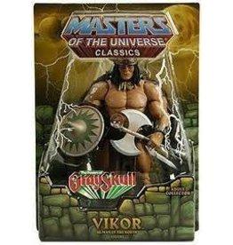Mattle Masters Of The Universe Classics Vikor