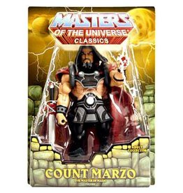 Mattel Masters Of The Universe Classics Count Marzo