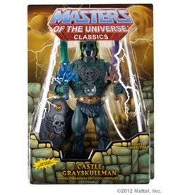 Mattle Masters Of The Universe Classics Castle Grayskullman