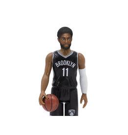 Super7 NBA Basketball Superstars ReAction Kyrie Irving (Brooklyn Nets) Figure