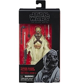 Hasbro Star Wars The Black Series Tusken Raider #41 (Original Red Box)