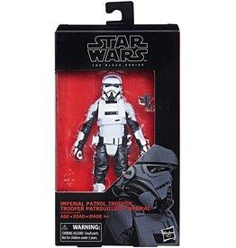 Hasbro Star Wars The Black Series Imperial Patrol Trooper