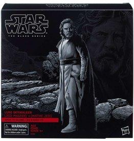 Hasbro Star Wars The Black Series Luke Skywalker (Jedi Master) on Ahch-To Island