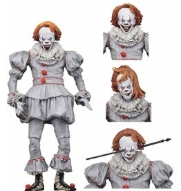 NECA IT – 7″ Scale Action Figure – Ultimate Well House Pennywise