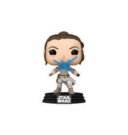 Funko Pop! Star Wars: The Rise of Skywalker - Rey with 2 Lightsabers