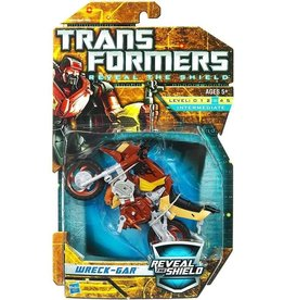 Hasbro Transformers Reveal The Shield Wreck-Gar Deluxe Action Figure