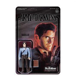 Super7 Army Of Darkness ReAction Figure Wave 2 - Medieval Ash (Midnight)