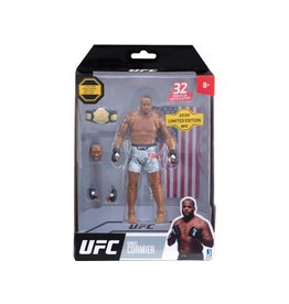 jazwares UFC Ultimate Series Daniel Cormier Limited Edition Figure