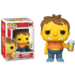 Funko Pop! Animation: The Simpsons - Barney Gumble