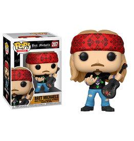Funko Pop! Rocks: Bret Michaels