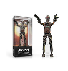 Figpin The Mandalorian FiGPiN #580 IG-11 with The Child