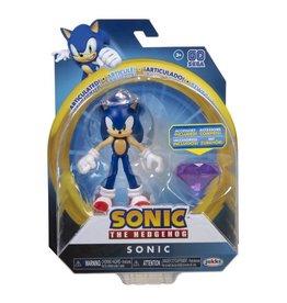 Jakks Sonic The Hedgehog with Purple Emerald