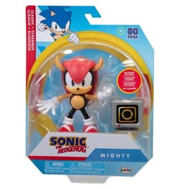 Jakks Sonic The Hedgehog: Mighty The Armadillo with Classic Item Box
