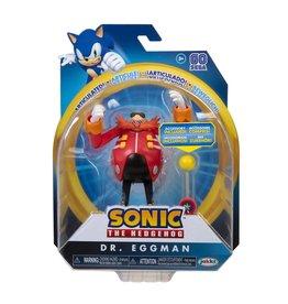 Jakks Sonic The Hedgehog: Dr. Eggman with Checkpoint