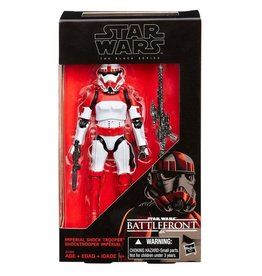 Hasbro Star Wars: Battlefront Imperial Shock Trooper The Black Series Action Figure