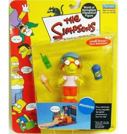 Playmates The Simpsons World of Springfield Series 3 Milhouse Figure