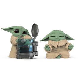 Hasbro The Mandalorian The Bounty Collection Curious Child and Meditation 2-Pack