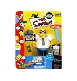 Playmates The Simpsons World of Springfield Series 10 Dr. Marvin Monroe Figure