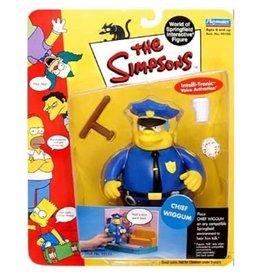 Playmates The Simpsons World of Springfield Series 2 Chief Wiggum Figure