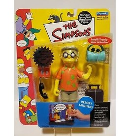 Playmates The Simpsons World of Springfield Series 10 Resort Smithers Figure