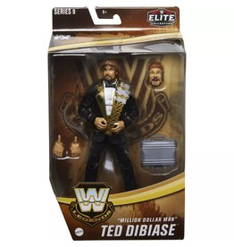 Mattle WWE Legends Elite Collection Ted Dibiase Action Figure (Target Exclusive)