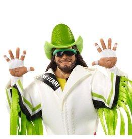 Mattle WWE Ultimate Edition Macho Man Randy Savage Figure